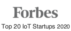 Forbes Top 20 IoT Startups 2020