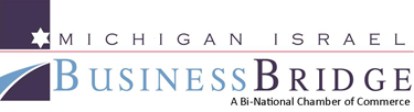 Michigan Israel Business Bridge Logo